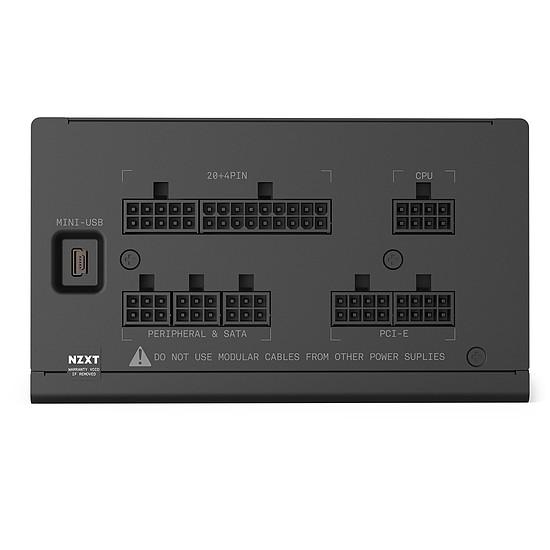 Alimentation PC NZXT E500 - Autre vue