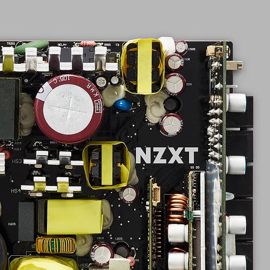 Alimentation PC NZXT E850 - Autre vue
