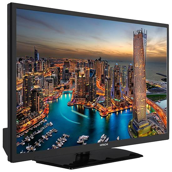 TV Hitachi 24HE2000 Noir TV HD 61 cm - Autre vue