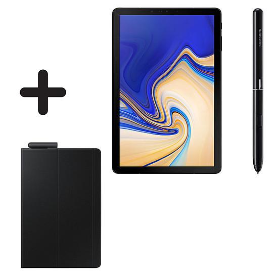 Tablette Samsung Galaxy Tab S4 - SM-T835 4G + cover offerte