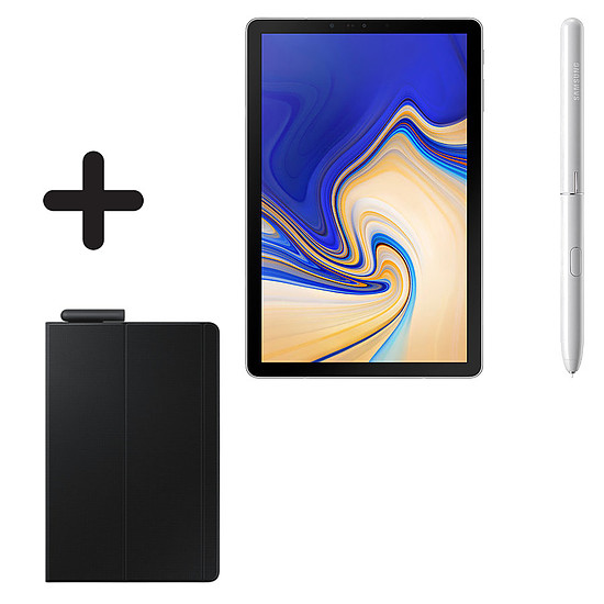 Tablette Samsung Galaxy Tab S4 - SM-T830 + cover offerte