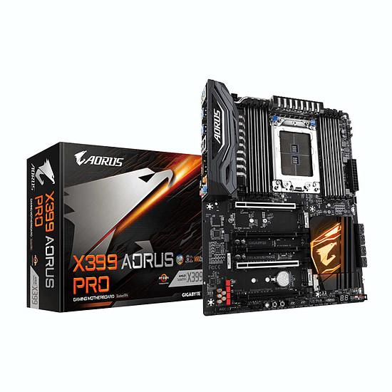 Carte mère Gigabyte X399 Aorus Pro