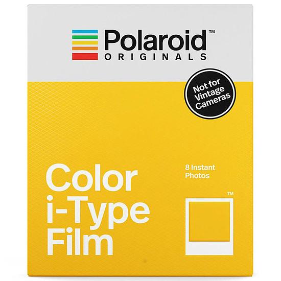 Accessoires Photo Polaroid Color i-Type Film