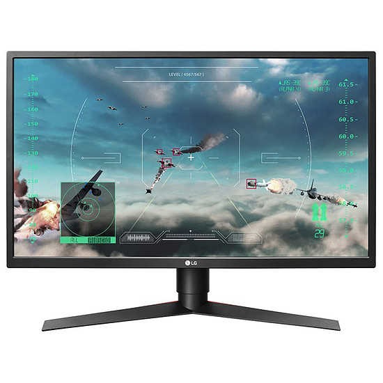 Écran PC LG 27GK750F