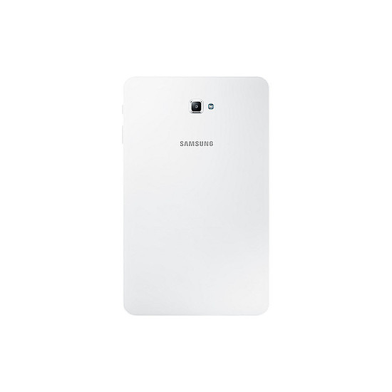 """Tablette Samsung Galaxy Tab A 2016 10.1"""" 32Go Wi-Fi - Blanc - Autre vue"""