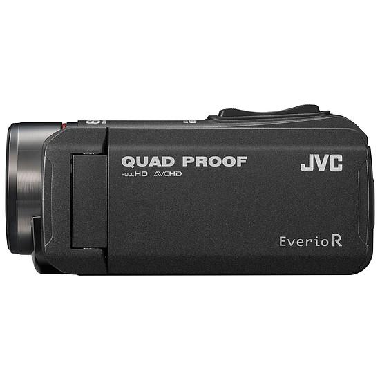 Caméscope JVC GZ-R405 Noir - Autre vue