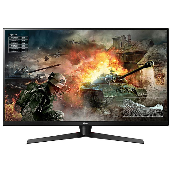 Écran PC LG 32GK850G