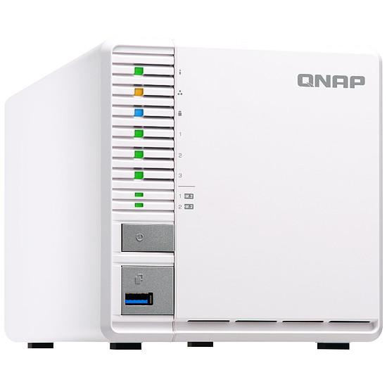 Serveur NAS QNAP NAS TS-351 - 2 Go - Autre vue
