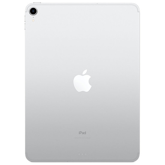 Tablette Apple iPad Pro 11 pouces 256 Go Wi-Fi + Cellular Argent (2018) - Autre vue