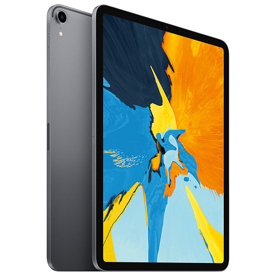 Tablette Apple iPad Pro 11 pouces 1 To Wi-Fi + Cellular Gris Sidéral (2018)