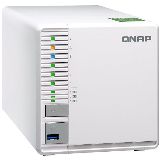 Serveur NAS QNAP NAS TS-332X - 2 Go - Autre vue