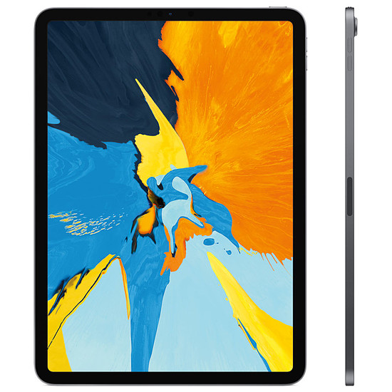 Tablette Apple iPad Pro 11 pouces 64 Go Wi-Fi + Cellular Gris Sidéral (2018) - Autre vue