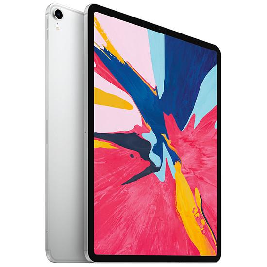 Tablette Apple iPad Pro 12.9 pouces 256 Go Wi-Fi + Cellular Argent (2018)
