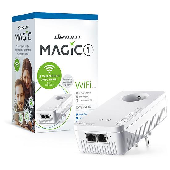 CPL Devolo Magic 1 WiFi - Adaptateur supplémentaire - Autre vue