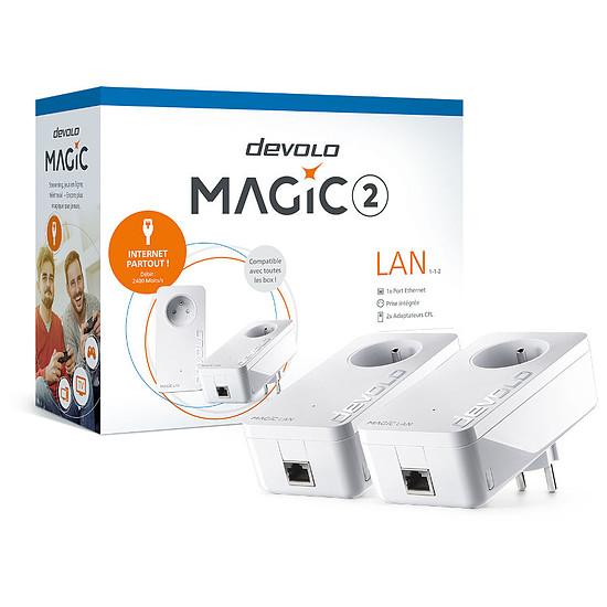 CPL Devolo Magic 2 LAN - Kit de démarrage - Autre vue