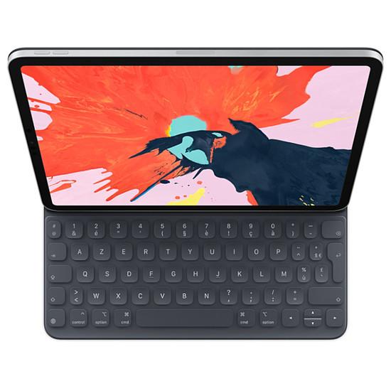 "Accessoires tablette tactile Apple Smart Keyboard Folio iPad Pro 11"" (2018) - FR"