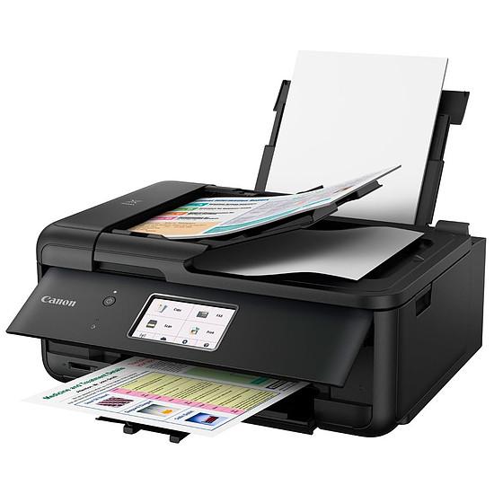 Imprimante multifonction Canon PIXMA TR8550 - Autre vue
