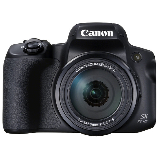 Appareil photo compact ou bridge Canon PowerShot SX70 HS