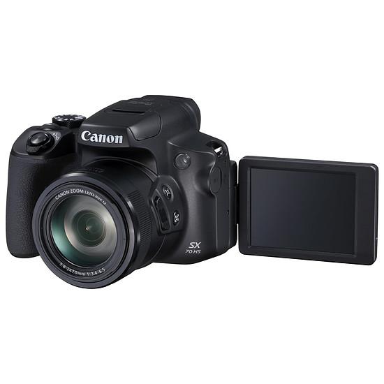 Appareil photo compact ou bridge Canon PowerShot SX70 HS - Autre vue