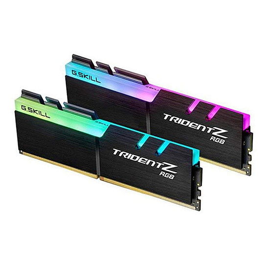 Mémoire G.Skill Trident Z RGB DDR4 2 x 16 Go 2400 MHz CAS 15