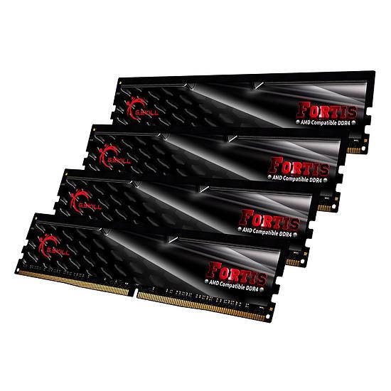 Mémoire G.Skill Fortis DDR4 4 x 8 Go 2133 MHz CAS 15