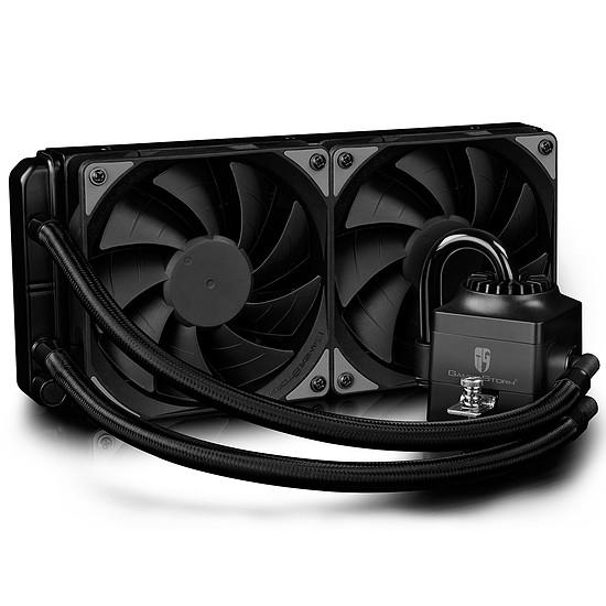 Refroidissement processeur DeepCool Gamer Storm Captain 240 EX RGB Noir - Autre vue