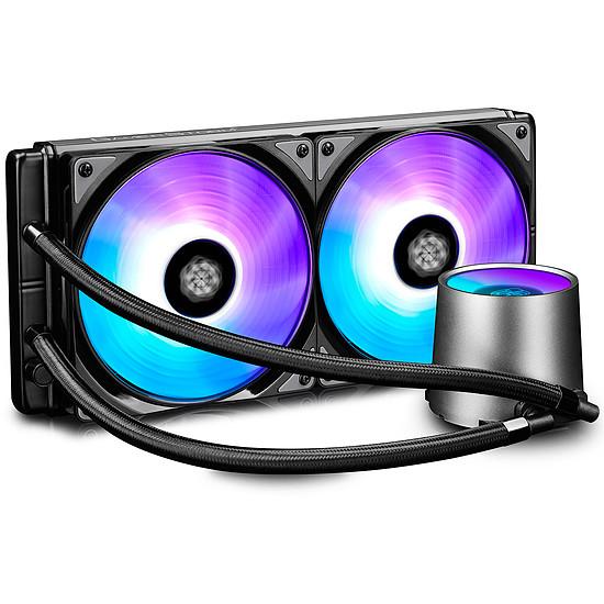 Refroidissement processeur DeepCool Gamer Storm Castle 280 RGB - Autre vue