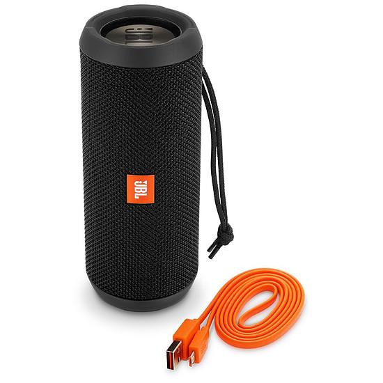 Enceinte sans fil JBL Flip 3 Stealth Edition - Enceinte portable - Autre vue