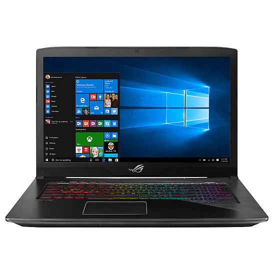 PC portable ASUSPRO ROGSTATION GL703GM-EE056R