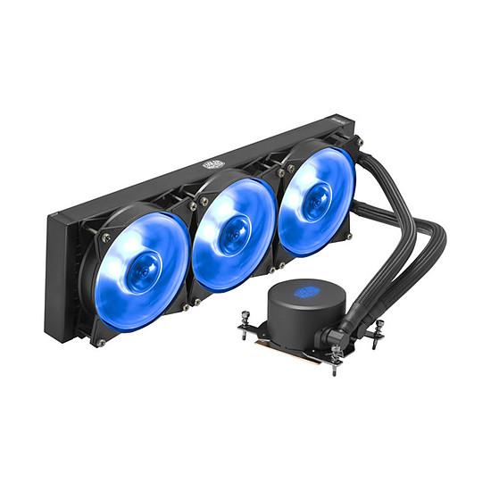 Refroidissement processeur Cooler Master MasterLiquid ML360 RGB TR4