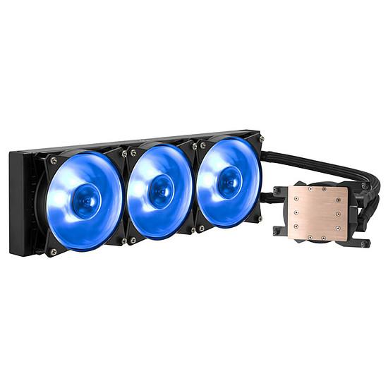 Refroidissement processeur Cooler Master MasterLiquid ML360 RGB TR4 - Autre vue