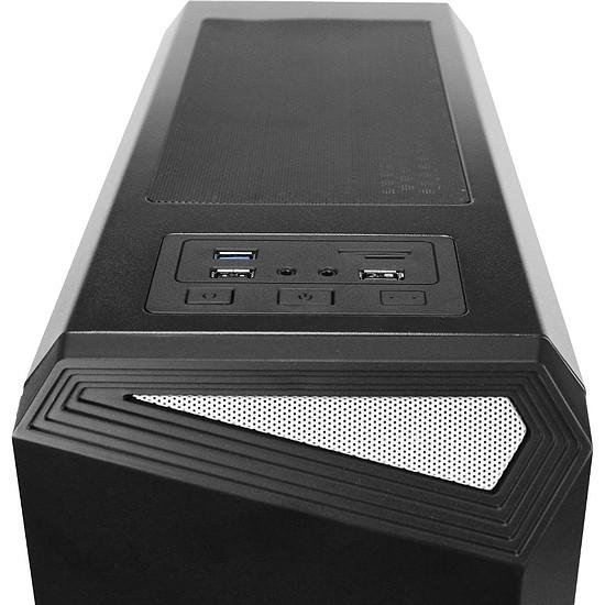 Boîtier PC Antec NX100 G - Autre vue