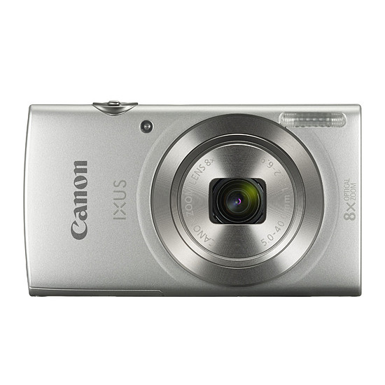 Appareil photo compact ou bridge Canon IXUS 185 Argent