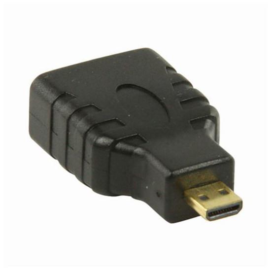 HDMI NEDIS Adaptateur HDMI Femelle vers micro HDMI Mâle