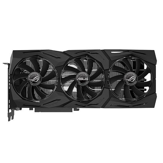 Carte graphique Asus GeForce RTX 2080 ROG STRIX A8G - 8 Go GDRR6 - Autre vue