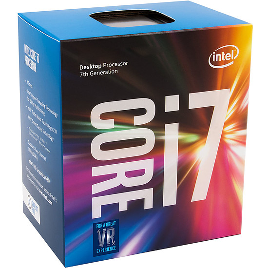 Processeur Intel Core i7 7700