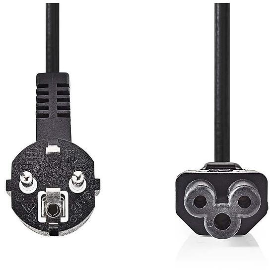 Alimentation NEDIS Câble d'alimentation pour PC, moniteur et onduleur noir - 5 mètres - Autre vue