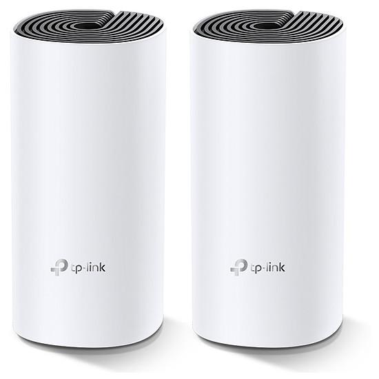 Point d'accès Wi-Fi TP-Link DECO E4 - Pack de 2