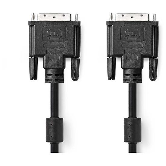 DVI Câble DVI-D / DVI-D - 3 m