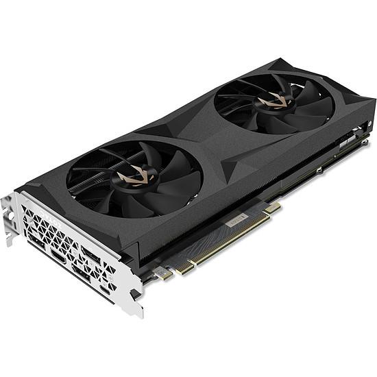 Carte graphique Zotac GeForce RTX 2080 Ti Twin Fan - 11 Go GDDR6 - Autre vue