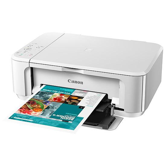 Imprimante multifonction Canon PIXMA MG3650S Blanc - Autre vue