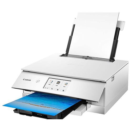 Imprimante multifonction Canon PIXMA TS8251 Blanc - Autre vue