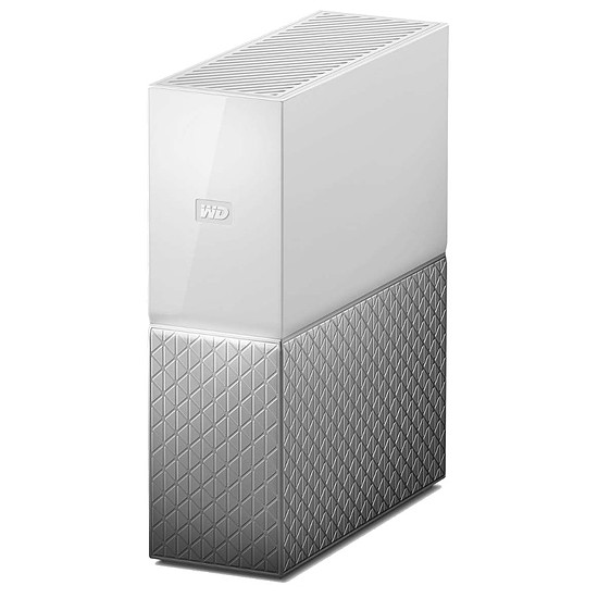 Serveur NAS Western Digital (WD) Cloud personnel My Cloud Home - 6 To (1 x 6 To WD)