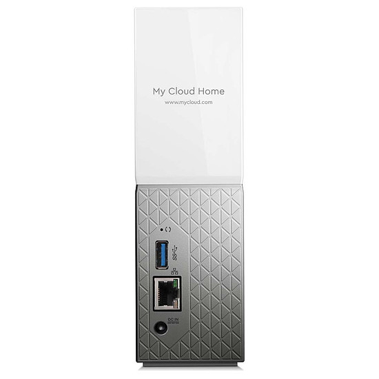 Serveur NAS Western Digital (WD) Cloud personnel My Cloud - 8 To (1 x 8 To WD) - Autre vue