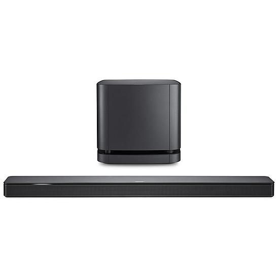 Barre de son Bose Soundbar 500 + Module de basse 500