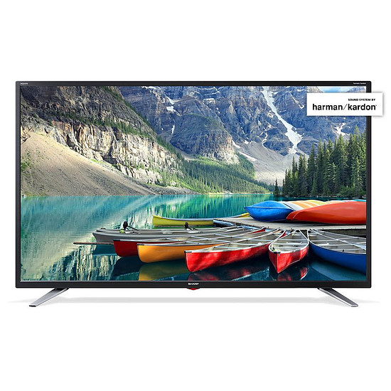TV Sharp LC32FI5342E - TV Full HD - 81 cm