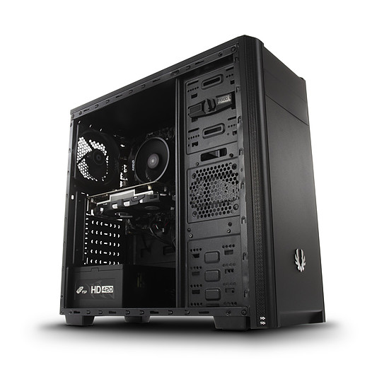 PC de bureau Materiel.net Level One 2019.1 par Canard PC [ Win10 - PC Gamer ]