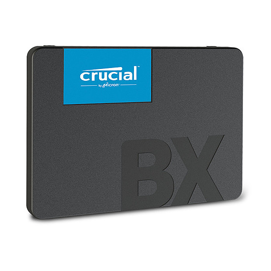 Disque SSD Crucial BX500 - 960 Go