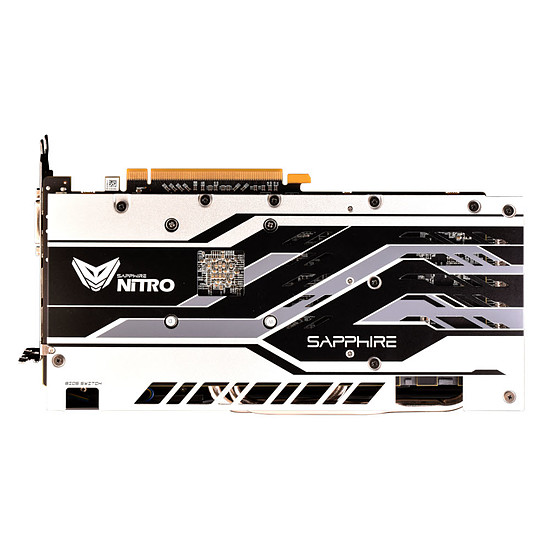 Carte graphique Sapphire Radeon RX 590 Nitro+ OC 8 Go - Autre vue
