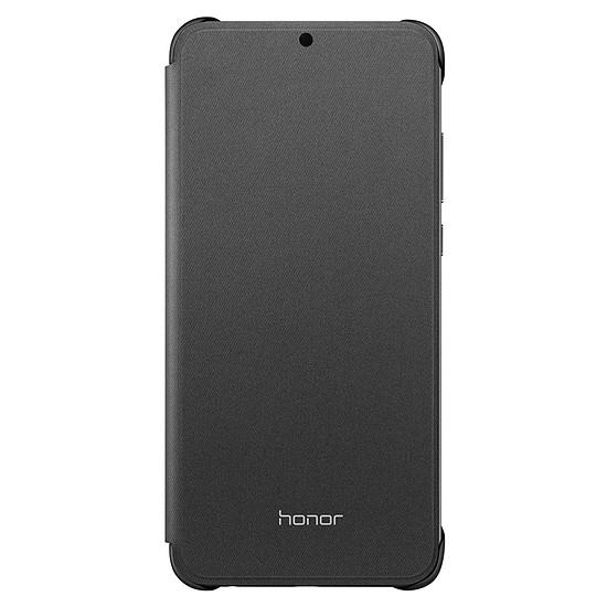Coque et housse Honor Flip Cover (noir) - Honor 8X - Autre vue